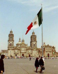 Gaisa satiksme ar Meksiku