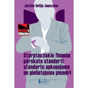 Noderīga grāmata par starptautiskajiem finanšu pārskatu standartiem