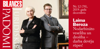 Bilances Juridiskie Padomi