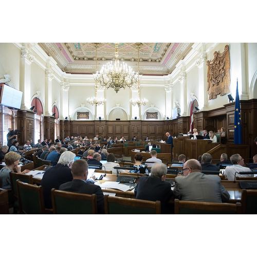 Saeima ceturtdien sanāks uz noslēguma sēdi pavasara sesijā