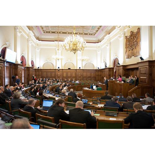 Saeima galīgajā lasījumā lems par 10 likumprojektiem, tostarp grozījumiem Civilprocesa likumā, Būvniecības likumā un Autortiesību likumā