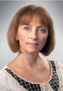 Ita Bekerta, Mg.oec., LNKA biedre, sertificēta nodokļu konsultante, SIA EK Sistēmas galvenā grāmatvede