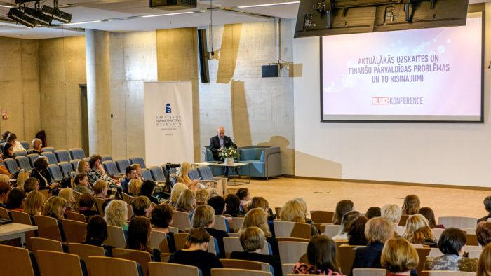 """""""Bilances"""" konferences apskats: kas mainīs grāmatvežu dzīvi tuvākajā nākotnē?"""