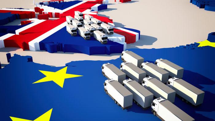 Vienkāršota un automatizēta robežas šķērsošana caur Eirotuneli kravas pārvadātājiem uz Apvienoto Karalisti