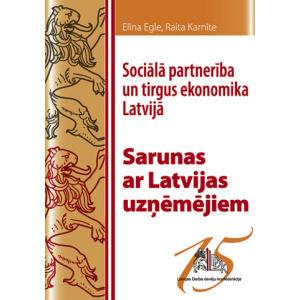 SOCIĀLĀ PARTNERĪBA UN TIRGUS EKONOMIKA LATVIJĀ