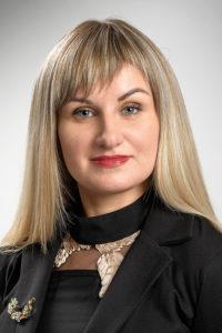 Katrīna Linarte, zvērināta revidenta palīdze un grāmatvede, LUprofesionālais maģistra grāds ekonomikā