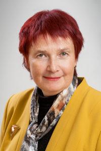 Svetlana Saksonova, ekonomikas doktore, Latvijas Universitātes profesore