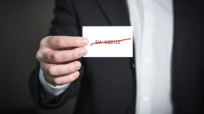 Vai var likvidēt uzņēmumu ar parādiem?