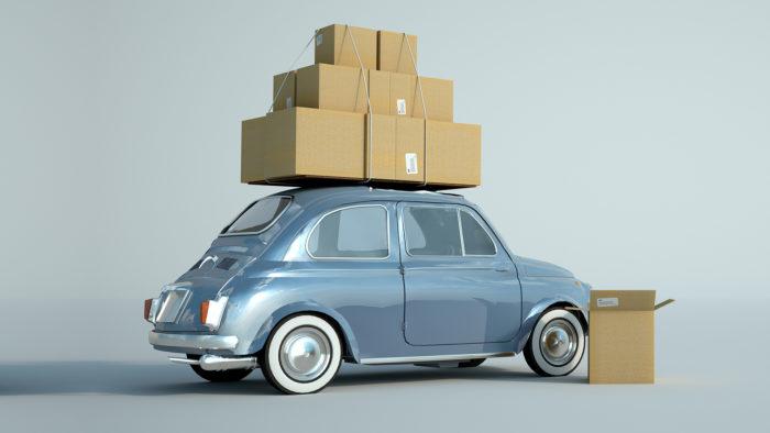 Vieglais auto pašnodarbinātā – PVN maksātāja – grāmatvedībā