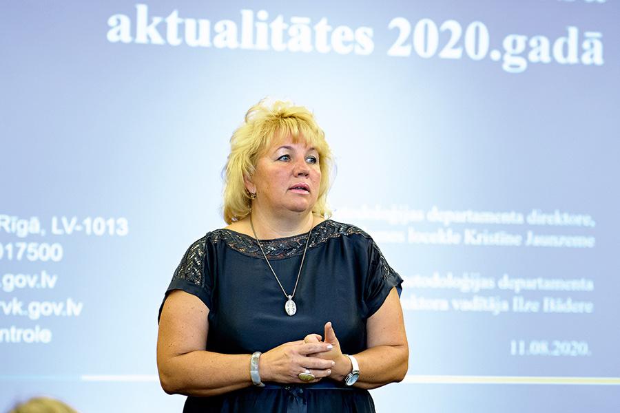 Sandra Vilcane, LZRA valdes priekšsēdētāja