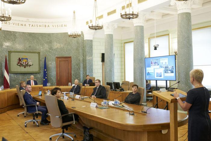Ārvalstu investori valdībai iesnieguši 11 dokumentus ar priekšlikumiem uzņēmējdarbības vides uzlabošanai
