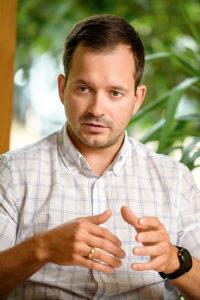 Viesturs Slaidiņš, Tildes Jumis Uzņēmumu vadības risinājumu attīstības vadītājs
