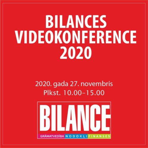 BILANCES konference