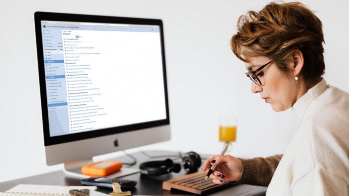 Darba devēja ziņojums, ja pārtrauktas darba attiecības