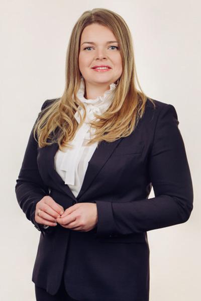 Dace Everte, zvērinātu advokātu biroja Sorainen vecākā nodokļu menedžere