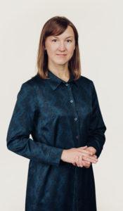 Ieva Andersone, zvērinātu advokātu biroja Sorainen partnere, zvērināta advokāte