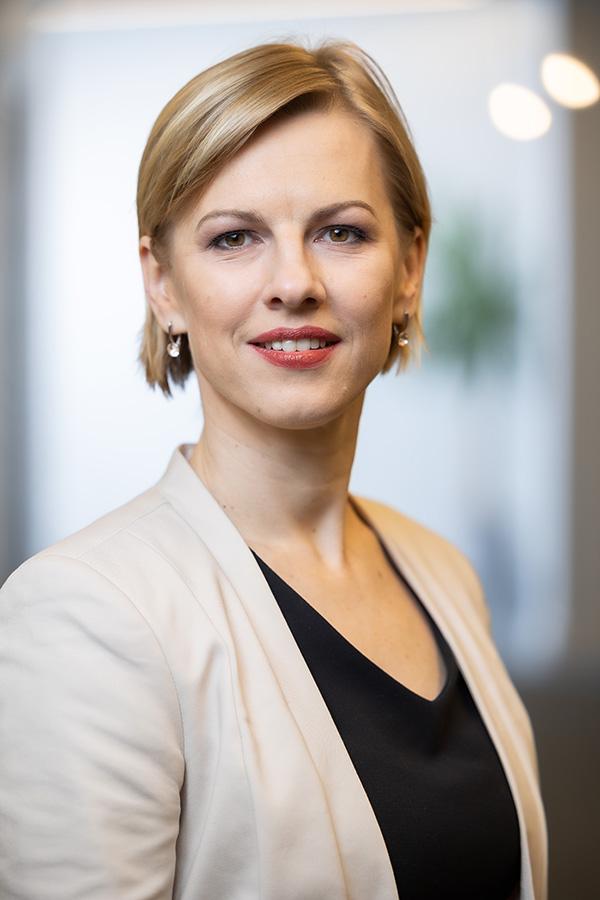 Agate Zīverte, PwC Nodokļu konsultāciju nodaļas vecākā vadītāja
