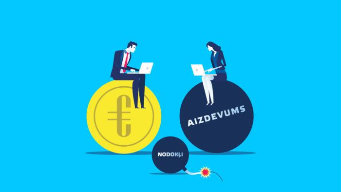 Aizdevumi un aizņēmumi, to ietekme uz nodokļiem II