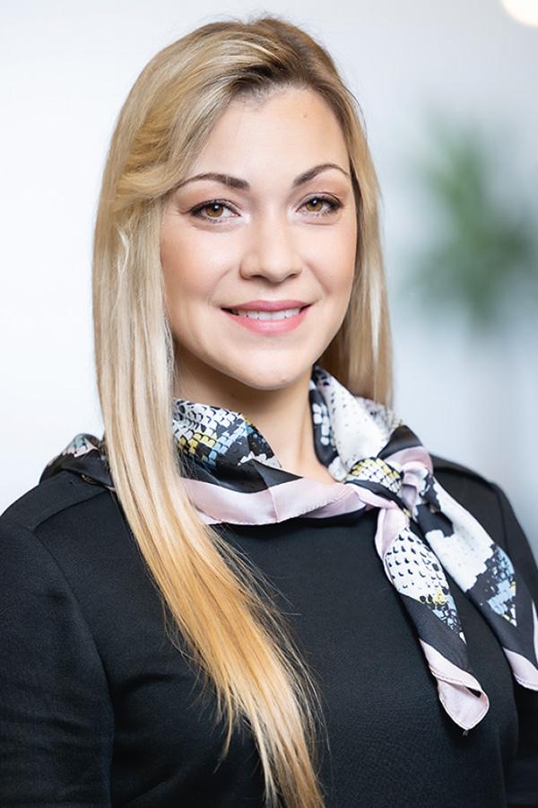 Irēna Arbidāne, PwC Nodokļu konsultāciju nodaļas vadītāja