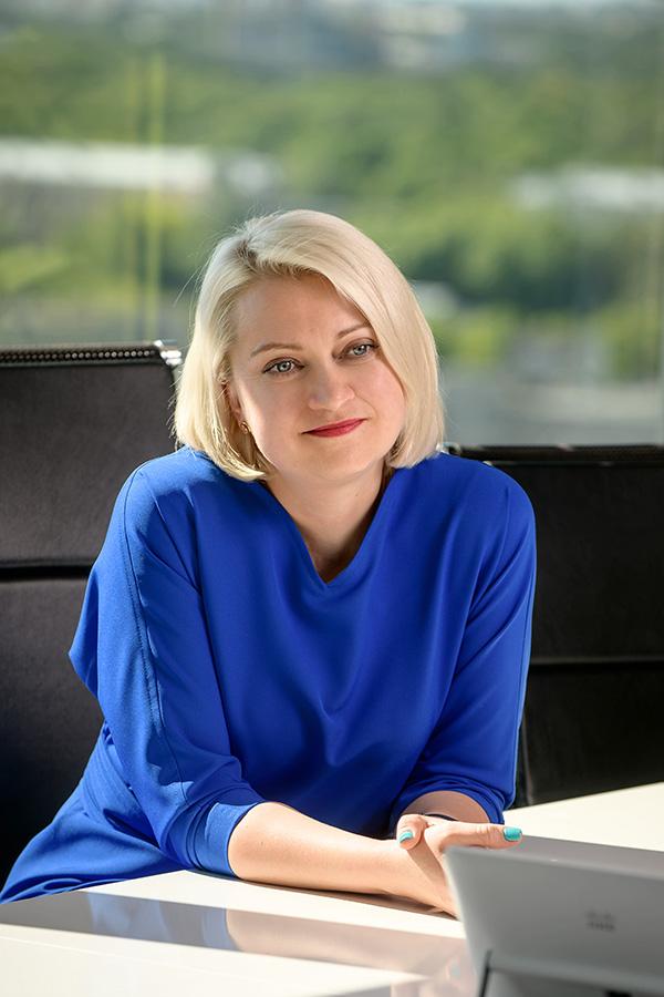 Valērija Vārna, TietoEVRY in Latvia vadītāja