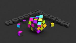 Nodokļu sistēmas kubiks–rubiks