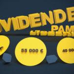 Pamatlīdzekļu nolietojuma ietekme uz dividendēm