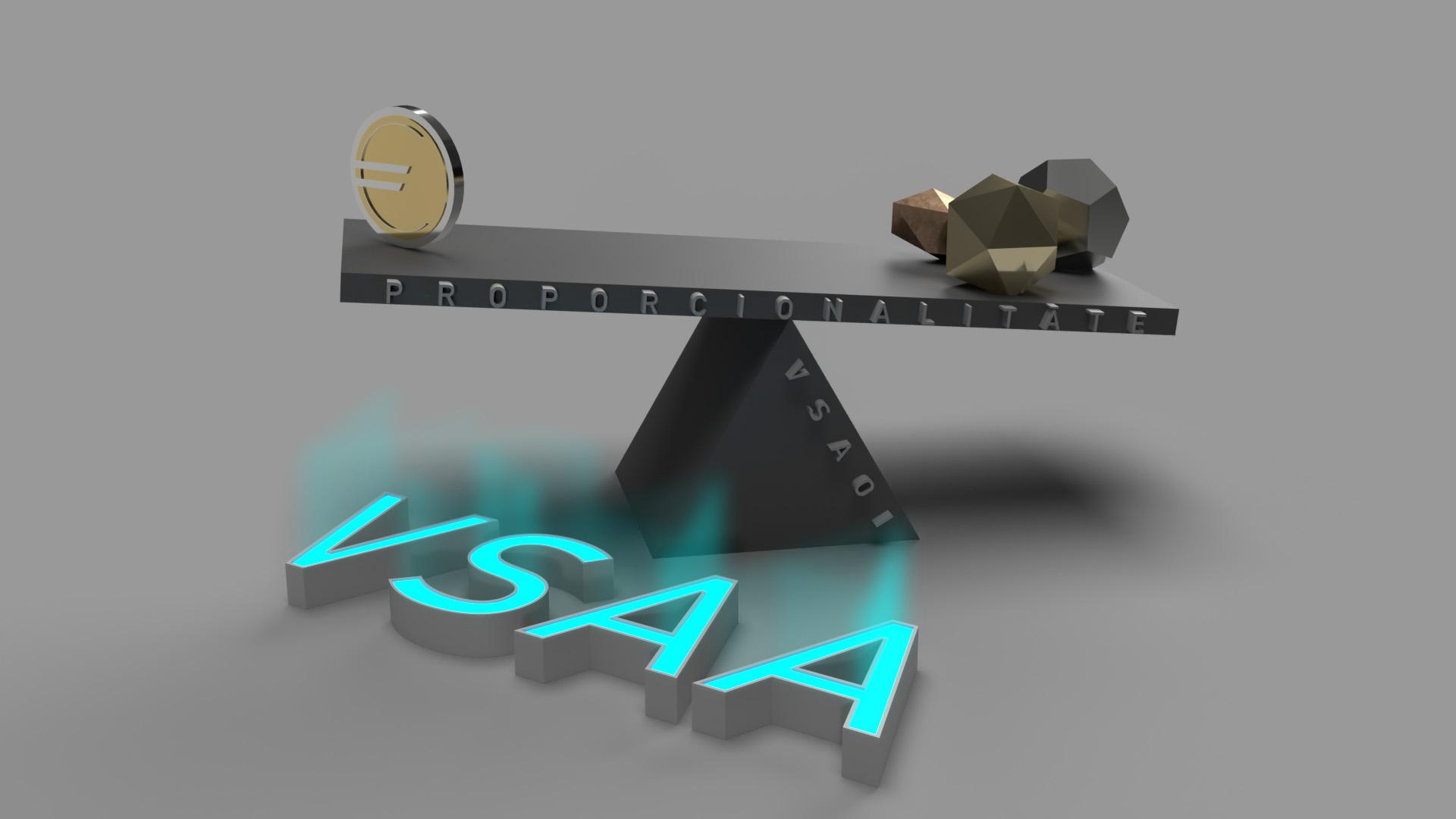 Par proporcionalitāti VSAA aprēķinos