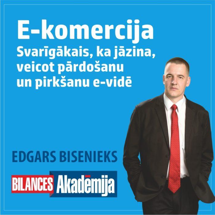 12.11.2021. E-seminārs: E-komercija. Svarīgākais, ka jāzina, veicot pārdošanu un pirkšanu e-vidē