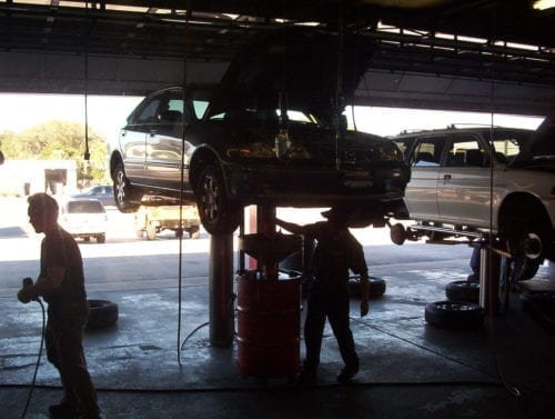 auto remonts