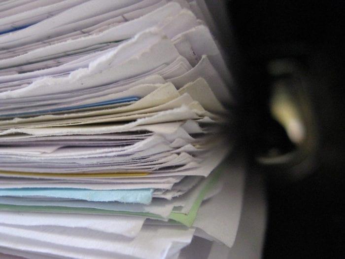 Grāmatvedības dokumentu izvērtēšana, glabāšana un iznīcināšana